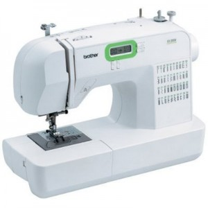 Brother ES2000 77-Stitch Computerized Sewing Machine