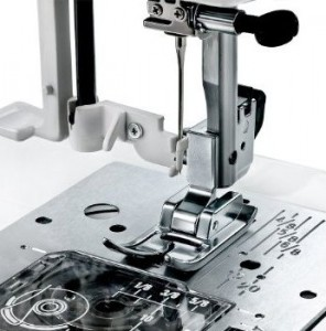 Janome Sewist 500 Sewing Machine Closeup